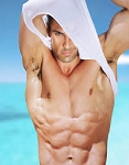 Laser Hair Removal - Men's Swim Suit Package (6 Treatments - Full back, chest, abs, upper arms and shoulders)